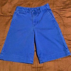 Boys Dress Short, Polo by Ralph Lauren Brand.